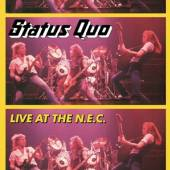 STATUS QUO  - 2xCD LIVE AT THE N.E.C.