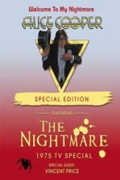 COOPER ALICE  - DVD WELCOME TO MY NIGHTMARE..