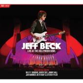 BECK JEFF  - DV LIVE AT THE.. -DVD+CD-