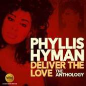 PHYLLIS HYMAN  - CD+DVD DELIVER THE L..