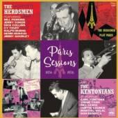 HERDSMEN & KENTONIANS  - 2xCD PARIS SESSIONS 1954 &..