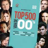 VARIOUS  - 5xCD QMUSIC TOP 500 VAN DE 00'