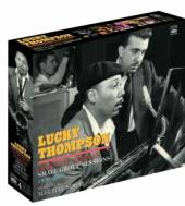 THOMPSON LUCKY  - 4xCD COMPLETE PARISIAN SMALL..