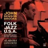 BROOKS JOHN BENSON  - CD FOLK JAZZ USA/ALABAMA..