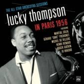THOMPSON LUCKY  - CD IN PARIS 1956
