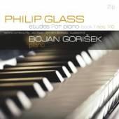 GLASS PHILIP  - 2xVINYL ETUDES FOR PIANO.. -HQ- [VINYL]