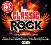 VARIOUS  - 5xCD ULTIMATE CLASSIC ROCK