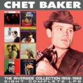 CHET BAKER  - 4xCD THE RIVERSIDE COLLECTION (4CD)
