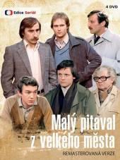 TV SERIAL  - 4xDVD MALY PITAVAL Z..