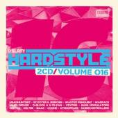 VARIOUS  - 2xCD SLAM! HARDSTYLE 16