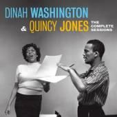 WASHINGTON DINAH & QUINC  - CD COMPLETE SESSIONS