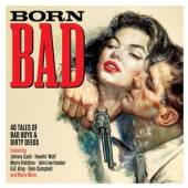 VARIOUS  - 2xCD BORN BAD