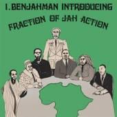 I. BENJAHMAN  - CD+DVD FRACTION OF J..