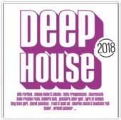 VARIOUS  - 2xCD DEEP HOUSE 2018