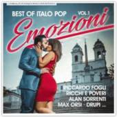 VARIOUS  - CD EMOZIONI - BEST OF ITALO POP V