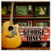 JONES GEORGE  - CD GREATEST COUNTRY HITS