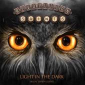 REVOLUTION SAINTS  - CD+DVD LIGHT IN THE DARK (DELUXE CD+DVD)