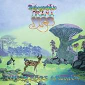 YES  - CD TOPOGRAPHIC DRAMA: LIVE ACROSS