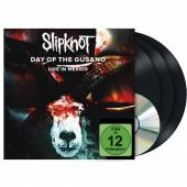 SLIPKNOT  - 4xVINYL DAY OF THE GUSANO (3lp+dvd) Ltd.