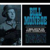 MONROE BILL  - CD I BELIEVE IN YOU DARLING