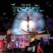 WHO  - 3xVINYL TOMMY - LIVE..