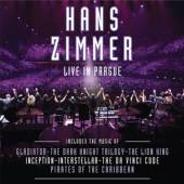 ZIMMER HANS  - CD LIVE IN PRAGUE