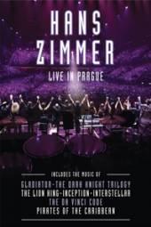 ZIMMER HANS  - DA LIVE IN PRAGUE