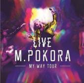 POKORA M.  - CD MY WAY TOUR LIVE -CD+DVD-