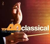 VARIOUS  - 2xCD TOP 40 - CLASSICAL -DIGI-