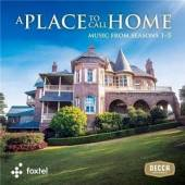 SOUNDTRACK  - 2xCD PLACE TO CALL HOME 1-5