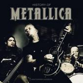 METALLICA  - CD HISTORY OF- UNAUTHORIZED AUDIOBOOK