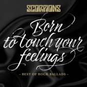 SCORPIONS  - CD Born to Touch You..