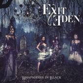 EXIT EDEN  - CD RHAPSODIES IN BLACK