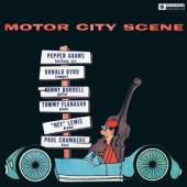 ADAMS PEPPER _ DONALD BY  - VINYL MOTOR CITY SCE..