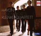 KLENKE QUARTET  - CD HAYDN SIEBEN WORTE