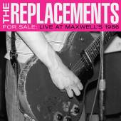 REPLACEMENTS  - 2xCD FOR SALE: LIVE AT MAXWELL'S 19