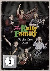 KELLY FAMILY  - 2xDVD WE GOT LOVE - LIVE