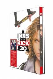 INXS  - 4xCD KICK 30 [3CD+Audio BLURAY]