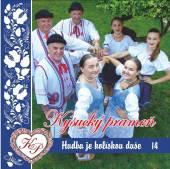 KYSUCKY PRAMEN  - CD 14 HUDBA JE KOLISKOU DUSE