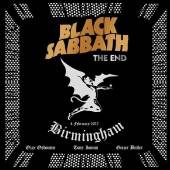 BLACK SABBATH  - CD THE END