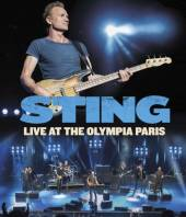 STING  - DVD LIVE AT THE OLYMPIA PARIS