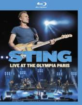 STING  - BD LIVE AT THE OLYMPIA PARIS