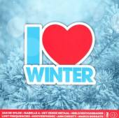 VARIOUS  - 2xCD I LOVE WINTER