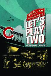 PEARL JAM  - 2xDVD LET'S PLAY TWO [DVD+CD]