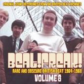 VARIOUS  - CD BEAT! FREAK! VOLU..