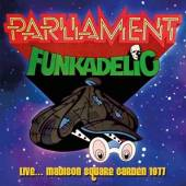 PARLIAMENT-FUNKADELIC  - VINYL LIVE - MADISON.. -LTD- [VINYL]