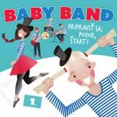 BABY BAND  - CD PRIPRAVIT SA, POZOR, START!
