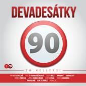 VARIOUS  - 2CD DEVADESATKY TO NEJLEPSI