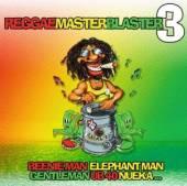 VARIOUS  - CD REGGAE MASTER BLASTER 3