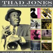 THAD JONES  - 4xCD THE CLASSIC ALB..